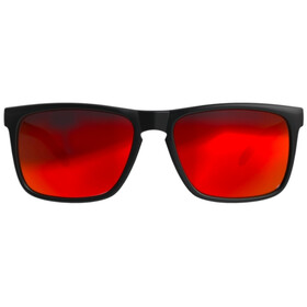 BBB Town PZ PC MLC BSG-56 Gafas deportivas, negro/rojo